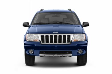 Grille  2004 Jeep Grand Cherokee