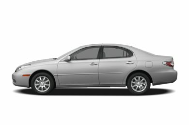 90 Degree Profile 2004 Lexus ES 330