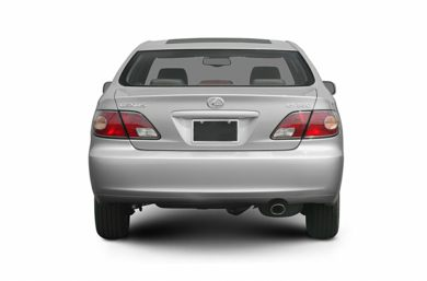 Rear Profile  2004 Lexus ES 330