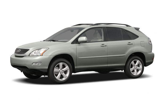 2004 Lexus RX 330 Specs Safety Rating Amp MPG CarsDirect