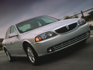 OEM Exterior Primary  2004 Lincoln LS