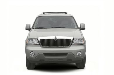 Grille  2004 Lincoln Aviator