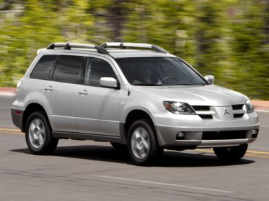 OEM Exterior Primary  2004 Mitsubishi Outlander