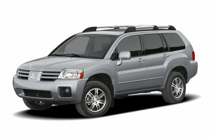 2004 Mitsubishi Endeavor Specs Safety Rating Mpg Carsdirect