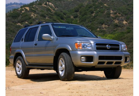 2004 nissan pathfinder pictures photos carsdirect for 2004 nissan pathfinder interior