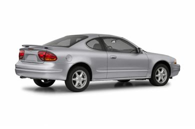3/4 Rear Glamour  2004 Oldsmobile Alero