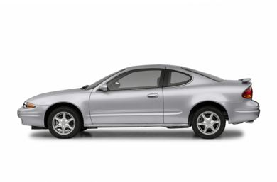 90 Degree Profile 2004 Oldsmobile Alero