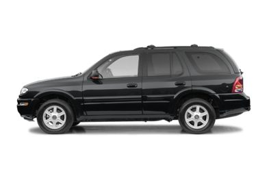90 Degree Profile 2004 Oldsmobile Bravada
