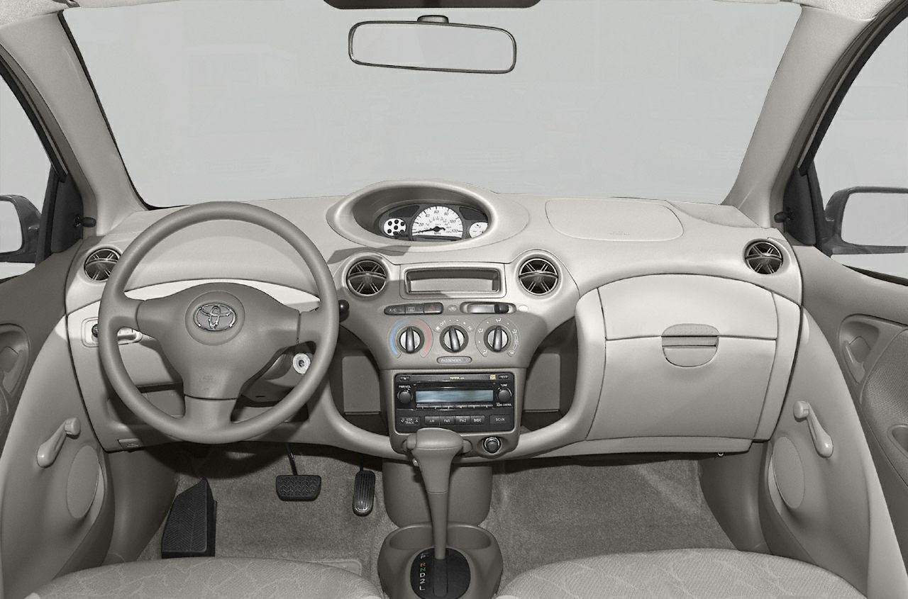 Front seat (full) 2004 Toyota Echo