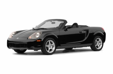 3/4 Front Glamour 2004 Toyota MR2 Spyder