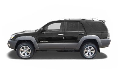 90 Degree Profile 2004 Toyota 4Runner