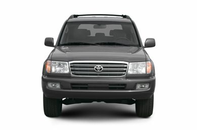 2004 toyota land cruiser specs safety rating mpg. Black Bedroom Furniture Sets. Home Design Ideas