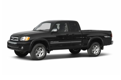 3/4 Front Glamour 2004 Toyota Tundra