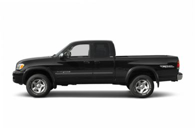 90 Degree Profile 2004 Toyota Tundra
