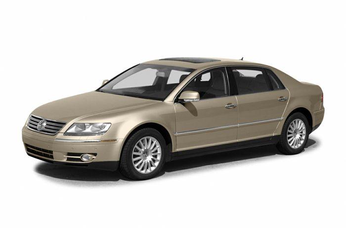 2004 Volkswagen Phaeton Specs, Safety Rating & MPG - CarsDirect