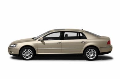 90 Degree Profile 2004 Volkswagen Phaeton