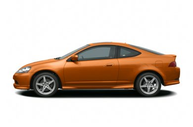 90 Degree Profile 2005 Acura RSX