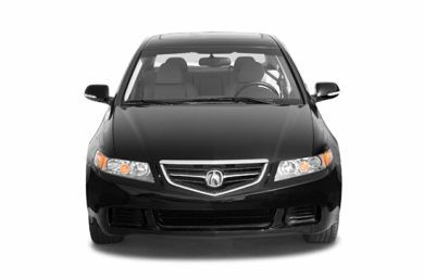 90 Degree Profile 2005 Acura TSX