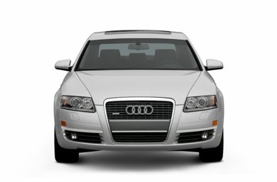 Grille  2005 Audi A6