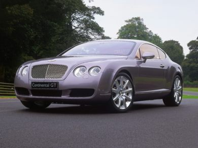 OEM Exterior Primary  2005 Bentley Continental GT