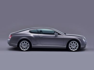 OEM Exterior  2005 Bentley Continental GT