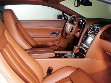 OEM Interior  2005 Bentley Continental GT
