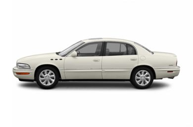 90 Degree Profile 2005 Buick Park Avenue