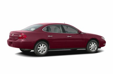 3/4 Rear Glamour  2005 Buick LaCrosse