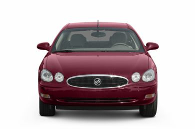 Grille  2005 Buick LaCrosse