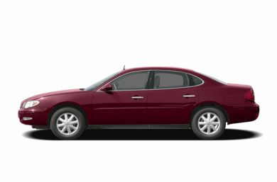90 Degree Profile 2005 Buick LaCrosse