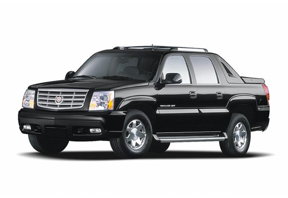 2005 cadillac escalade ext pictures photos carsdirect. Black Bedroom Furniture Sets. Home Design Ideas
