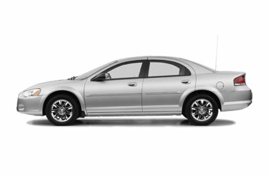 90 Degree Profile 2005 Chrysler Sebring