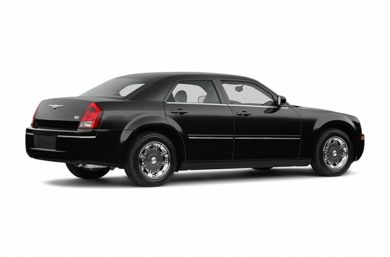 3/4 Rear Glamour  2005 Chrysler 300