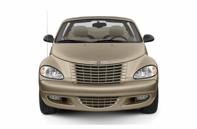 Grille  2005 Chrysler PT Cruiser