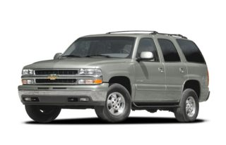 3/4 Front Glamour 2005 Chevrolet Tahoe