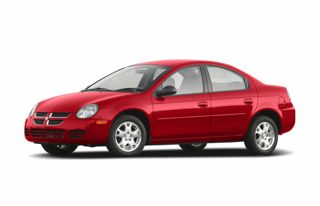3/4 Front Glamour 2005 Dodge Neon