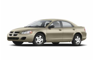 3/4 Front Glamour 2005 Dodge Stratus