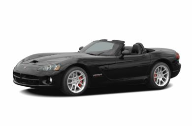 3/4 Front Glamour 2005 Dodge Viper