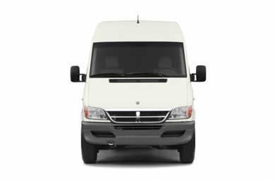Grille  2005 Dodge Sprinter Van 3500