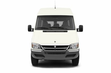 Grille  2005 Dodge Sprinter Wagon 2500