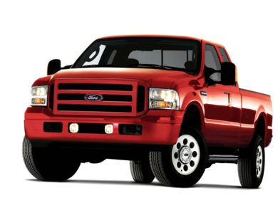OEM Exterior Primary  2005 Ford F-250