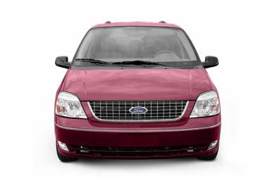 Grille  2005 Ford Freestar