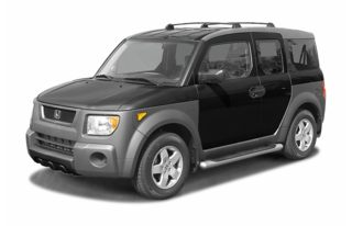 3/4 Front Glamour 2005 Honda Element