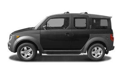 90 Degree Profile 2005 Honda Element