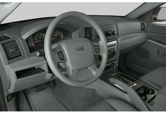 2005 Jeep Grand Cherokee Pictures Photos Carsdirect