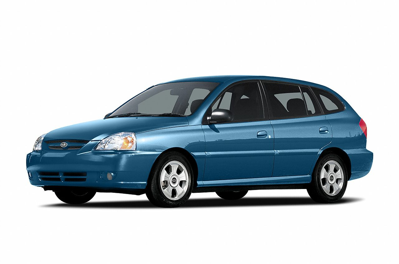 2005 Kia Rio Specs, Safety Rating & MPG - CarsDirect