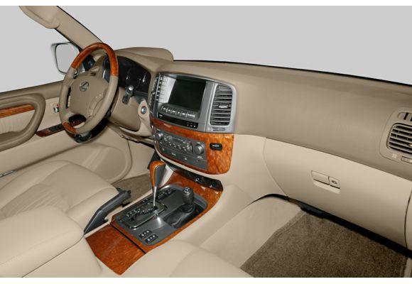 2005 Lexus Lx 470 Pictures Amp Photos Carsdirect