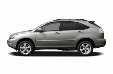 90 Degree Profile 2005 Lexus RX 330