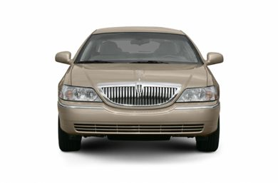 Grille  2005 Lincoln Town Car