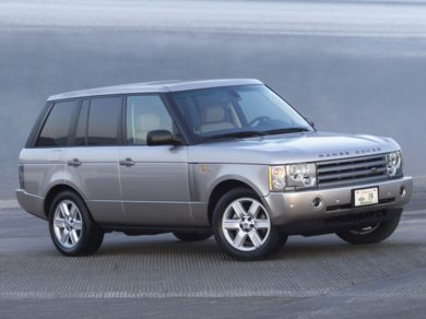 OEM Exterior Primary  2005 Land Rover Range Rover